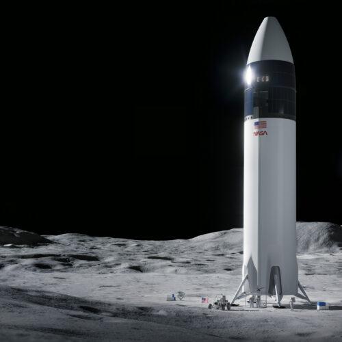 La NASA elige a SpaceX para llevar a los humanos de regreso a la Luna