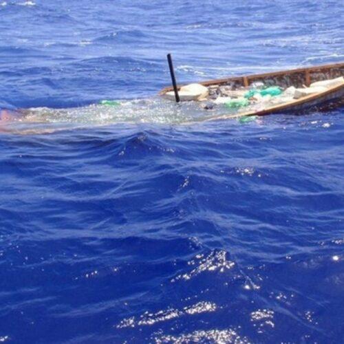 Nuevo naufragio se presentó en la costa de Güiria: iban 30 personas a bordo