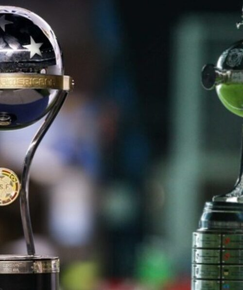 Así jugarán las oncenas criollas en Copa Sudmericana y Libertadores