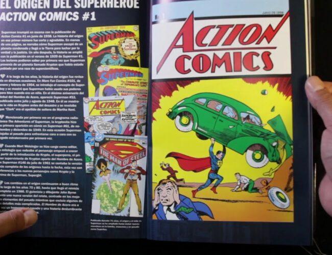Un raro cómic de Superman se vende por un récord de 3,25 millones de dólares