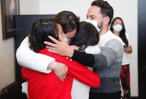 Padres de las niñas venezolanas desaparecidas en Ecuador aseguran que no fueron secuestradas