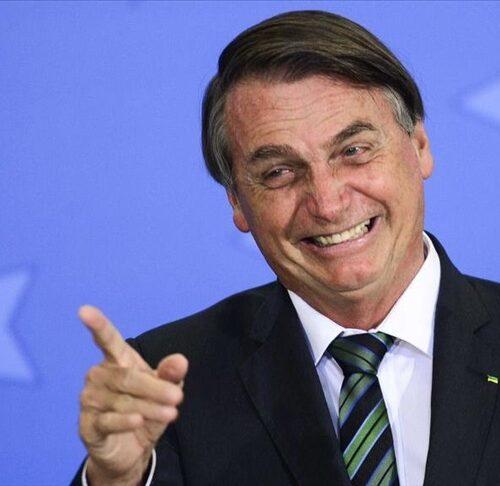 """Bolsonaro afirmó que """"hambruna en Venezuela es tal que se comieron a los perros y gatos"""""""