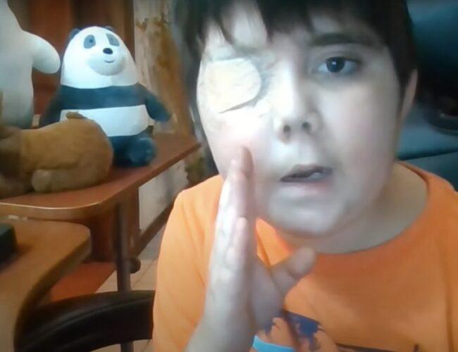 Tomiii 11, el niño con cáncer que rompe récords en YouTube