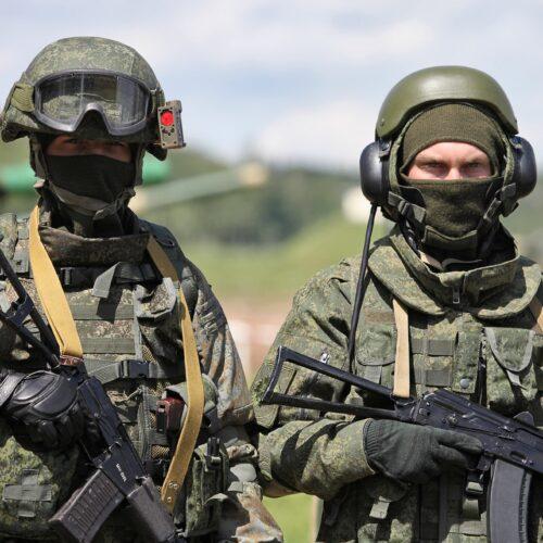 La UE advierte que 150.000 tropas rusas se concentran en Ucrania