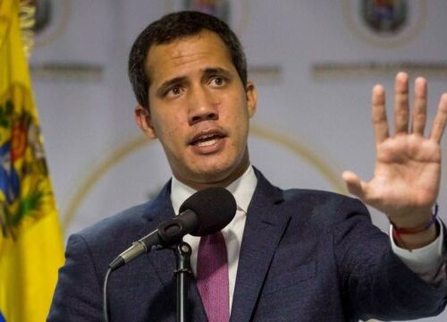 """Guaidó plantea establecer un """"Acuerdo de Salvación Nacional"""" para negociar con el gobierno y la comunidad internacional"""