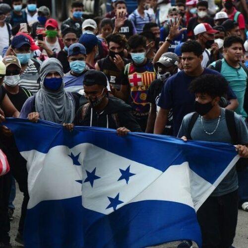 Centroamérica se alista ante llegada masiva de inmigrantes