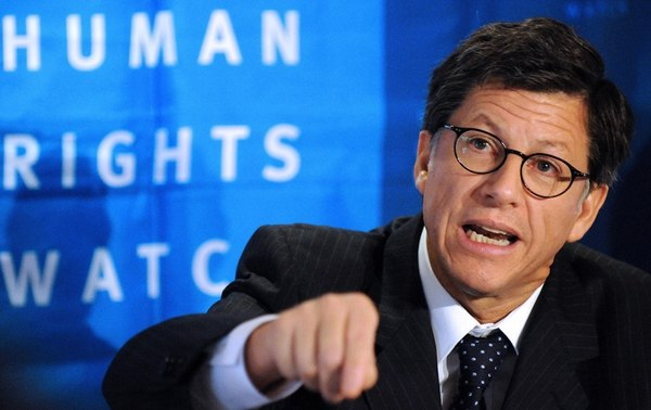 Director de Human Rights Watch: Bukele es un potencial Chávez