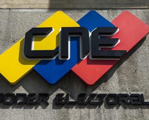 Pedro Calzadilla y Enrique Márquez asumieron la presidencia y vicepresidencia del nuevo CNE