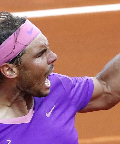 """Nadal no piensa en su retiro y """"sigue adelante"""""""