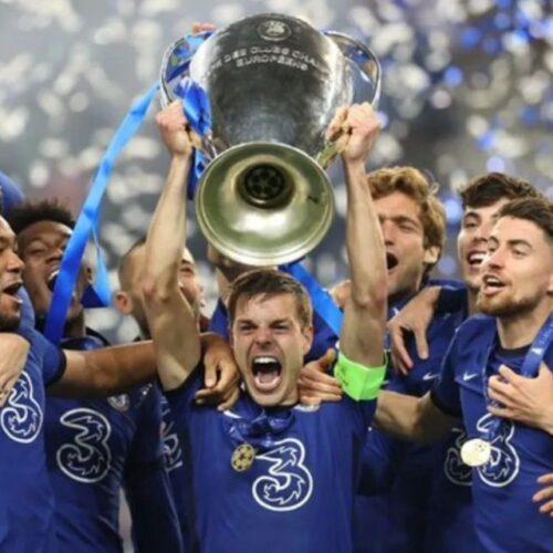 Chelsea derrota al Manchester City y se consagra campeón de la Champions League