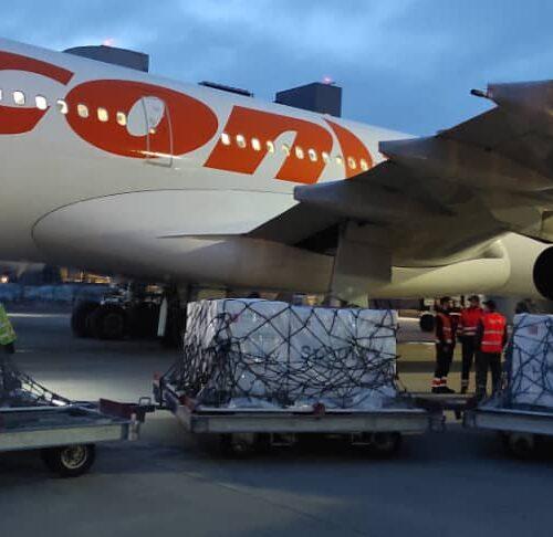 Arribó a Venezuela sexto cargamento con 50.000 dosis de vacunas Sputnik V