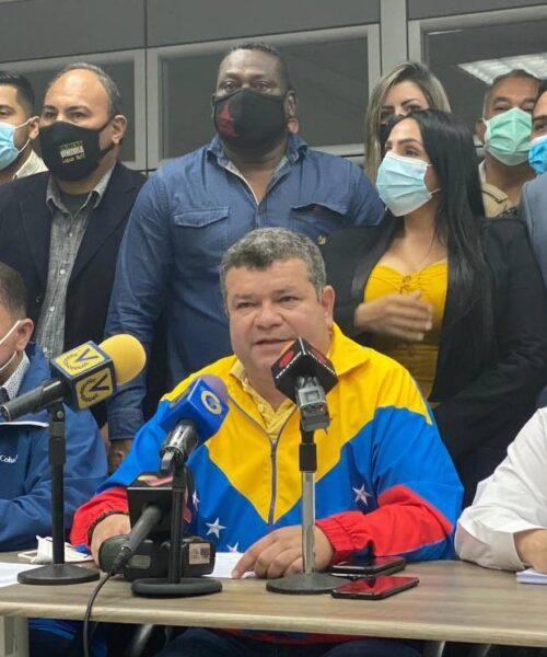 Primero Venezuela anunció candidaturas a elecciones regionales
