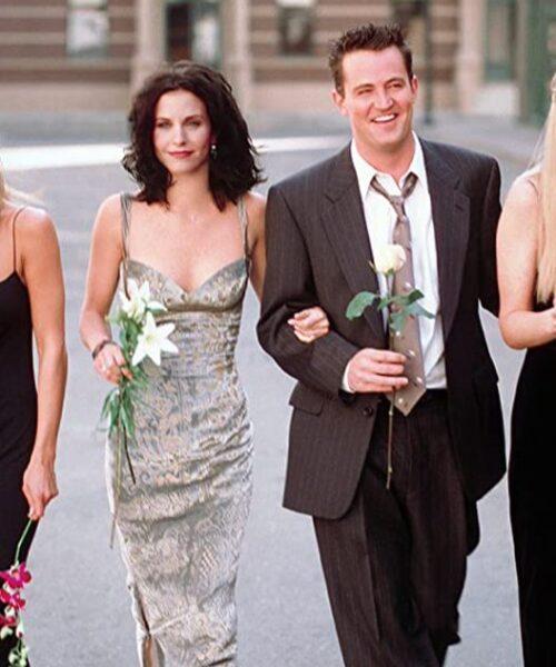 """""""Fue increíble y muy emotiva"""": así describe Courteney Cox la reunión de Friends"""