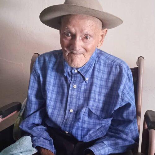 El hombre más anciano de Venezuela cumple 112 años