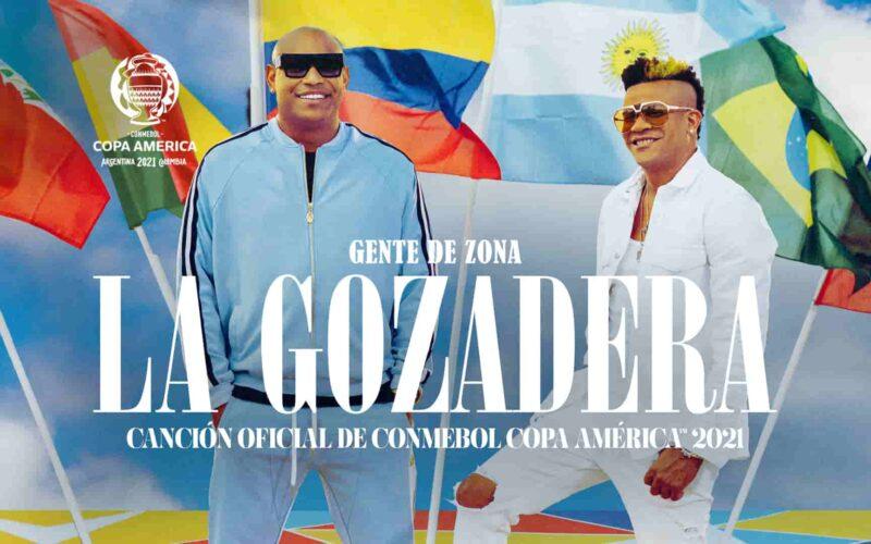 Video   La Gozadera: Conoce el tema oficial de la Copa América 2021