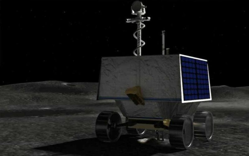 La NASA planea enviar su primer robot móvil a la Luna en 2023