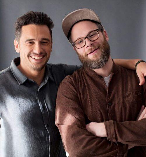 Seth Rogen no planea trabajar con James Franco tras acusaciones de conducta sexual inapropiada