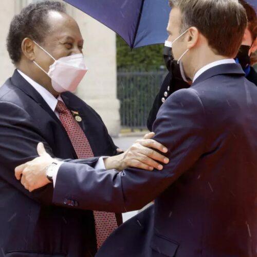 Francia cancela deuda $5 millones de Sudán para ayudar a la transición