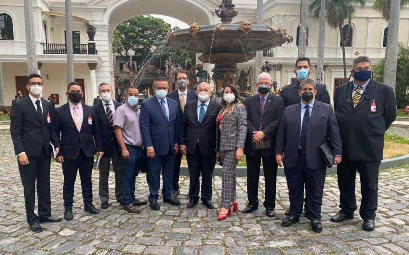 Bernabé Gutiérrez: Rectores del CNE deben actuar como árbitros apegados a la constitución para defender el voto