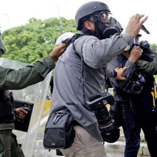 CNP: Nunca antes  en la historia de la prensa venezolana se le había visto tan golpeada