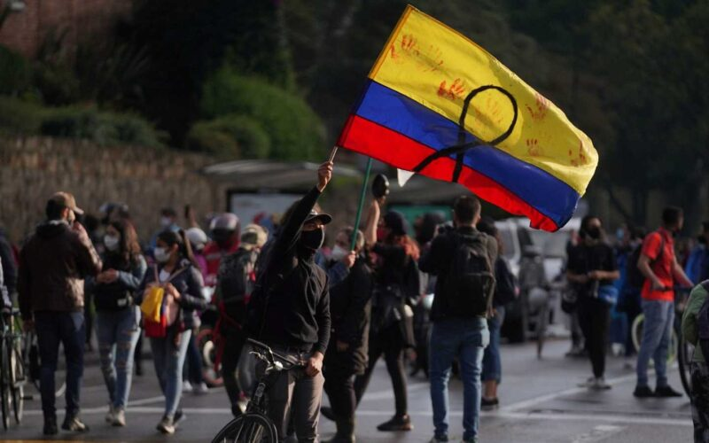 60 corredores humanitarios fueron habilitados en Colombia tras recientes protestas