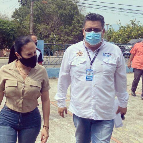 Gobernadora Laidy Gómez afirmó que no cederá ni un milímetro de espacio a Nicolás Maduro