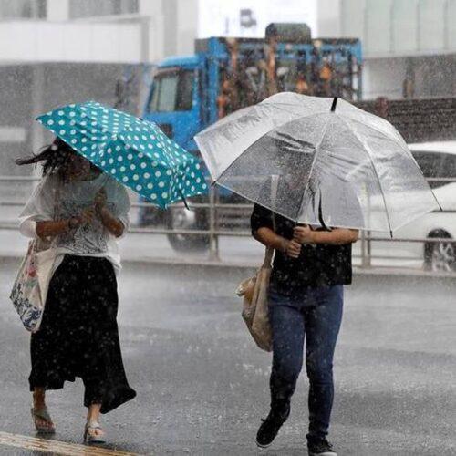 Inameh pronostica lluvias en varios estados del país