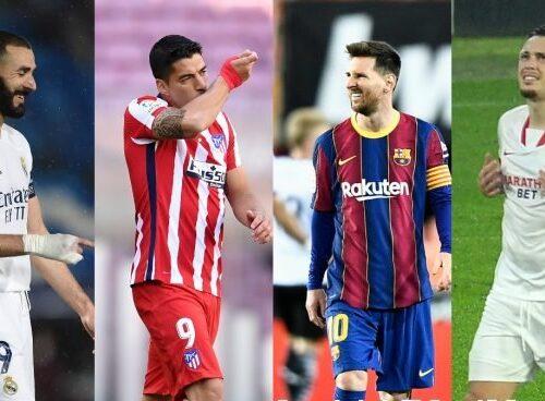 LaLiga Santander está en su punto máximo de emoción: ¿cómo van los equipos?