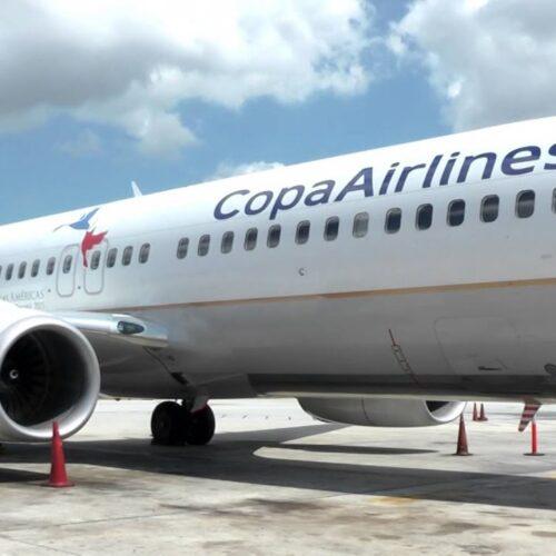 Avión de Copa Airlines aterrizó de emergencia en el aeropuerto de La Chinita