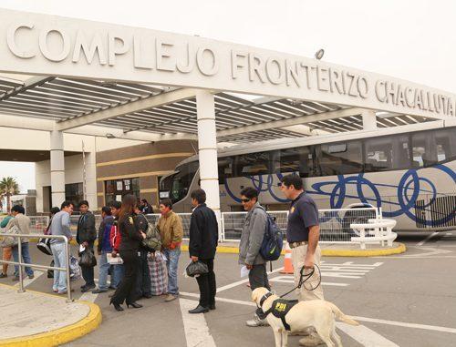 La UE destina 180 millones de pesos para migrantes venezolanos en Chile