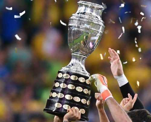 Copa América: Contra todo pronóstico se realizará en Brasil desde este domingo