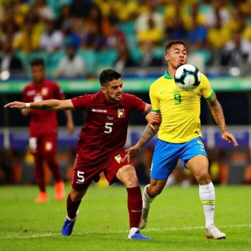 Venezuela jugará partido inaugural de la Copa América Brasil 2021
