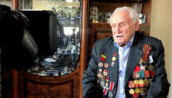 David Dushman, el último liberador del campo nazi de Auschwitz, murió a los 98 años