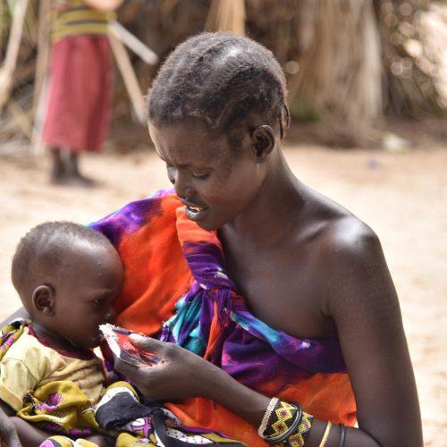 ONU: Unas 2 millones de personas al borde de la hambruna en Etiopía