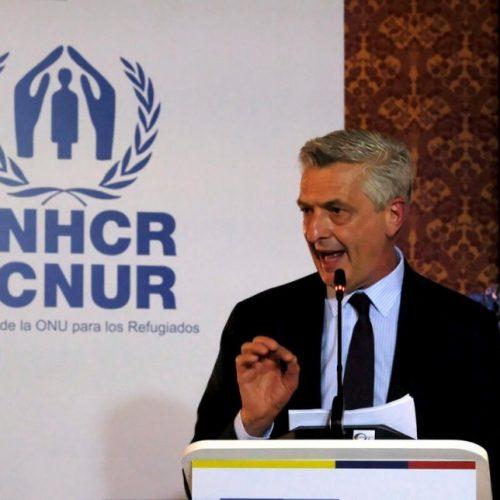 Alto Comisionado de la ONU pide a las naciones no construir muros contra los migrantes