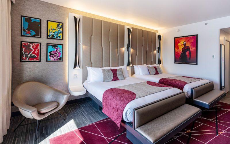 Disneyland París aperturó el primer hotel del mundo dedicado al Universo Marvel