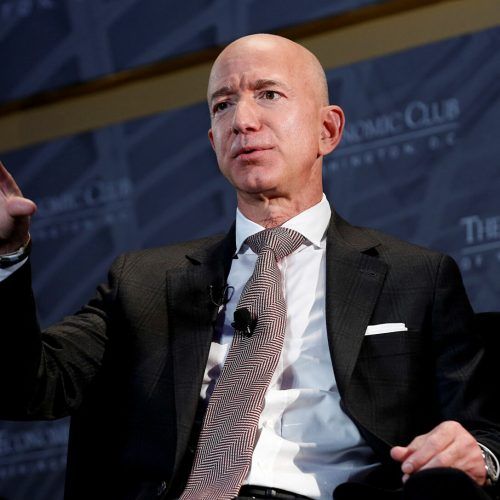 Jeff Bezos, el fundador de Amazon, demandó a la NASA