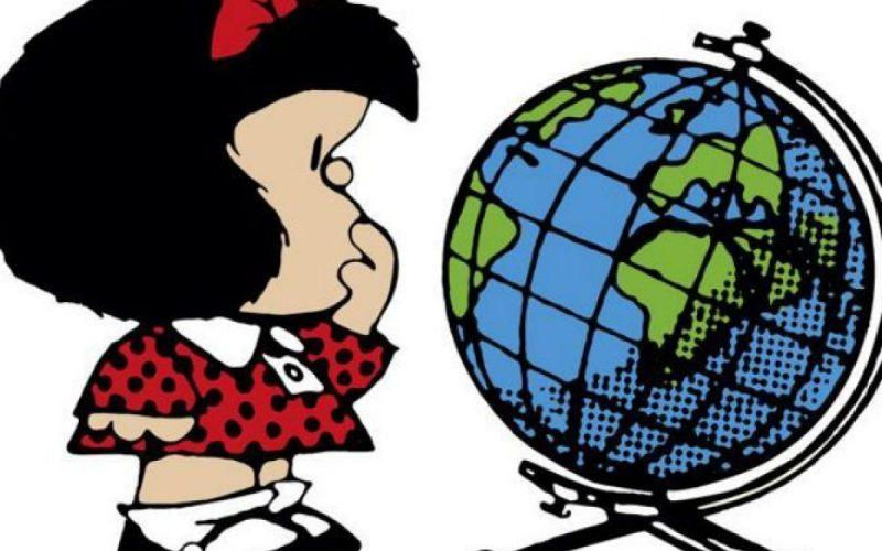 ¿Sabías que Mafalda es considerada una de las mujeres más influyentes del siglo XX?