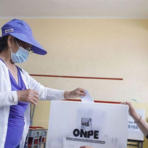 La OEA niega que existan irregularidades en elecciones de Perú