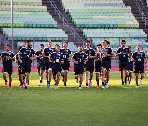 12 jugadores de Vinotinto dan positivo para COVID-19 a su llegada a Brasil