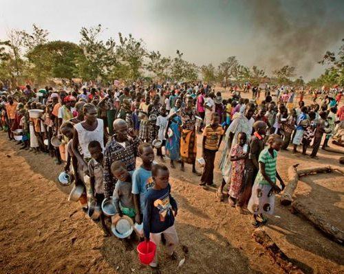 Se incrementó a 270 millones de personas las que están en riesgo de hambruna por pandemia en el mundo