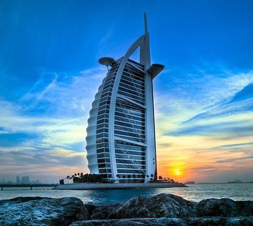 ¿Sabías que Dubái es la ciudad con más rascacielos en el mundo?