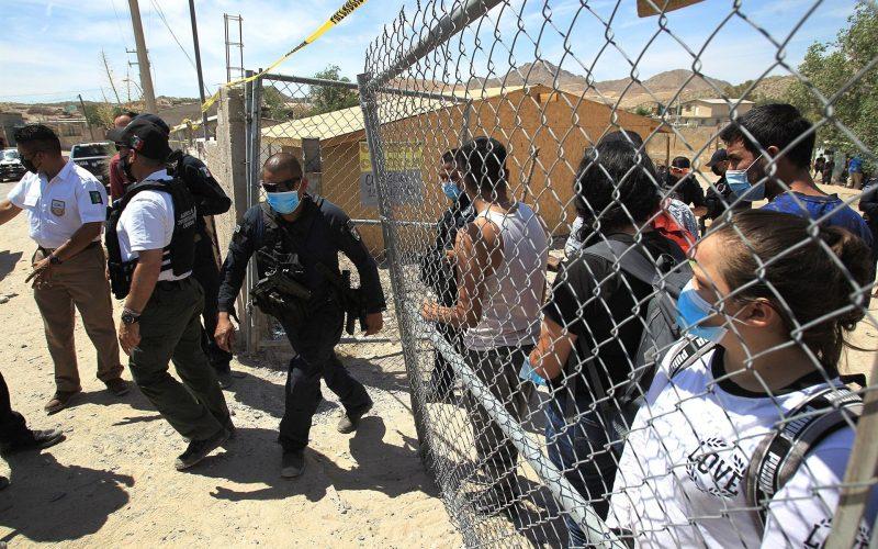 80 migrantes venezolanos fueron expulsados de EEUU luego de asegurarles que irían a un lugar seguro