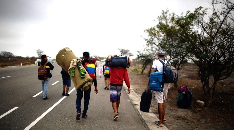 António Guterres alertó que migrantes venezolanos se enfrentan a situaciones de discriminación y xenofobia