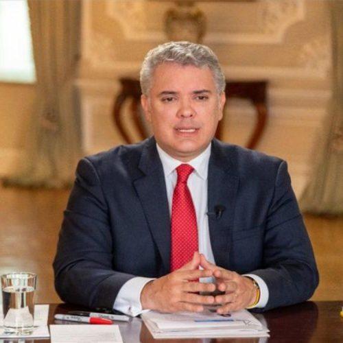 "Iván Duque solicitó a EEUU declarar a Venezuela ""país promotor del terrorismo"""