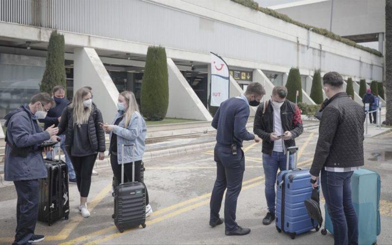 Alemania declara toda España como zona de alto riesgo de covid