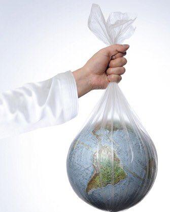 Hoy se celebra el Día Internacional libre de bolsas de plástico