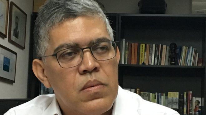 Elías Jaua afirmó que no lo dejaron participar en primarias del PSUV por «conyunturas políticas»