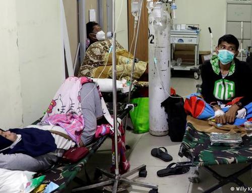 Tokio, Tailandia y Malasia registran un récord de infecciones por la cepa Delta del COVID-19