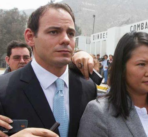 Perú: Fiscalía allana e incauta dos propiedades del esposo de Keiko Fujimori